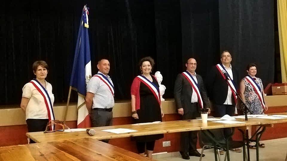 Conseil Municipal 2020 Sauveterre de Guyenne